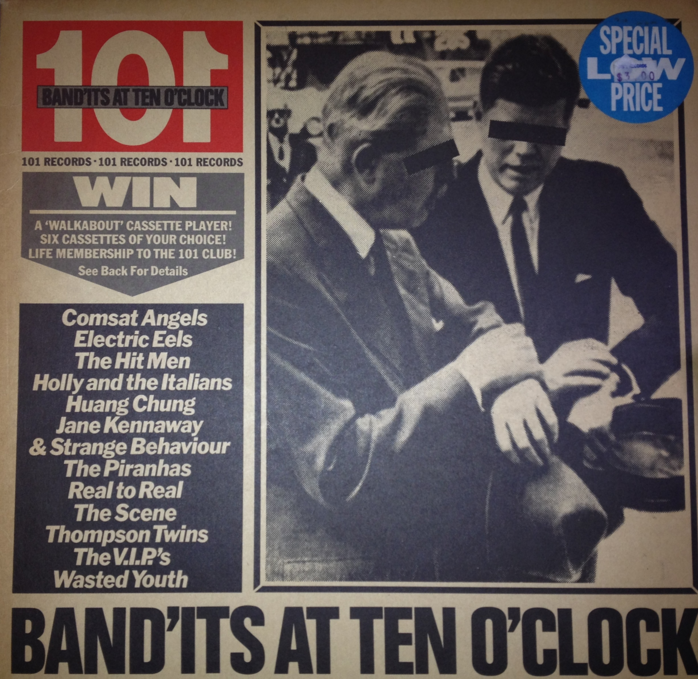 Bandits at ten oclock bands featured at the 101 club lost bandits at ten oclock bands featured at the 101 club solutioingenieria Image collections