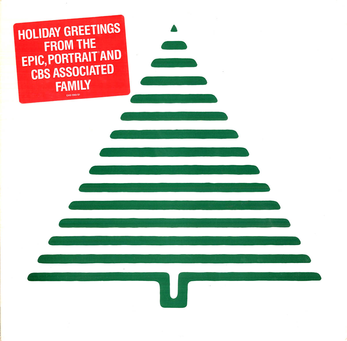Holiday Greetings From The Epic Portrait And Cbs Associated Family