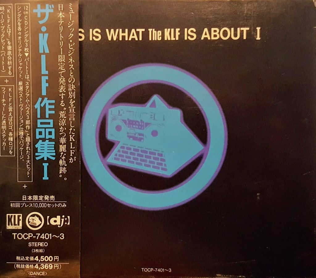 what time is love klf